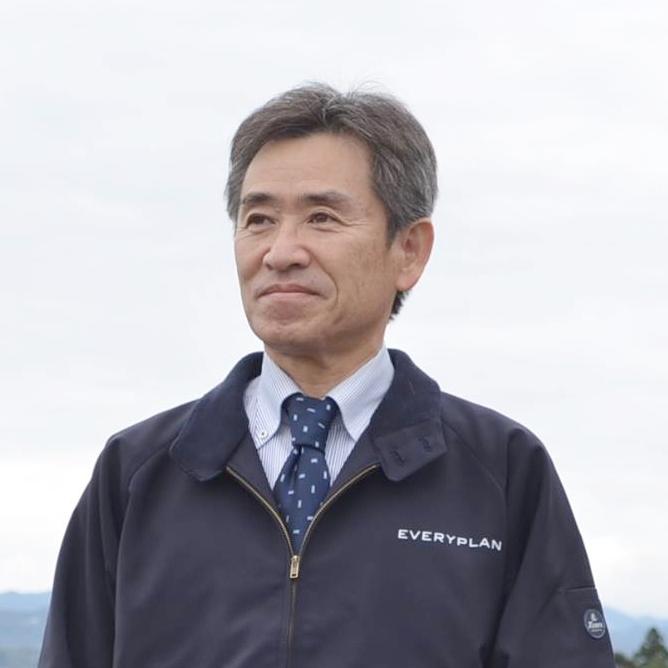 常務取締役 安部正史 Abe Masashi