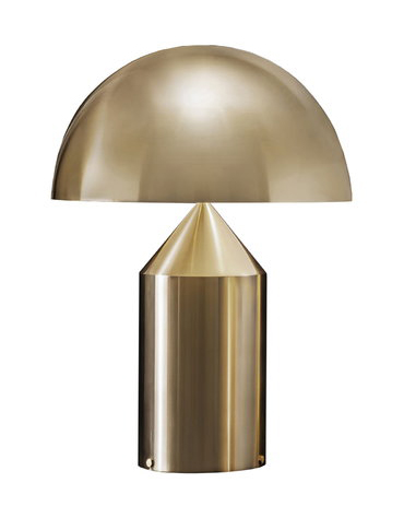 Finnish Design Shop  Atollo 238 table lamp, Gold