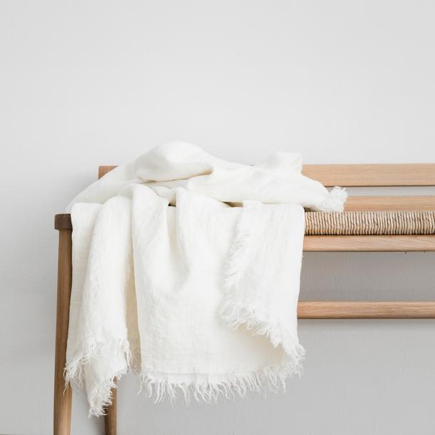 Cultiver  Linen Throw
