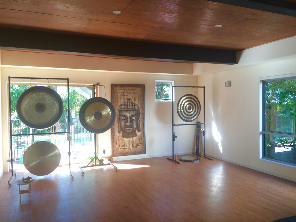 Our Private Yoga studio at Zen Soul Life.