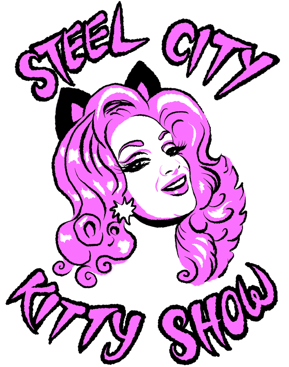 the Steel City Kitty Burlesque & Variety Show