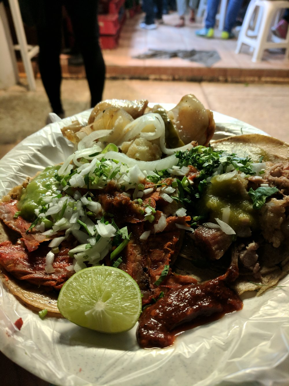 Tacos al pastor <3