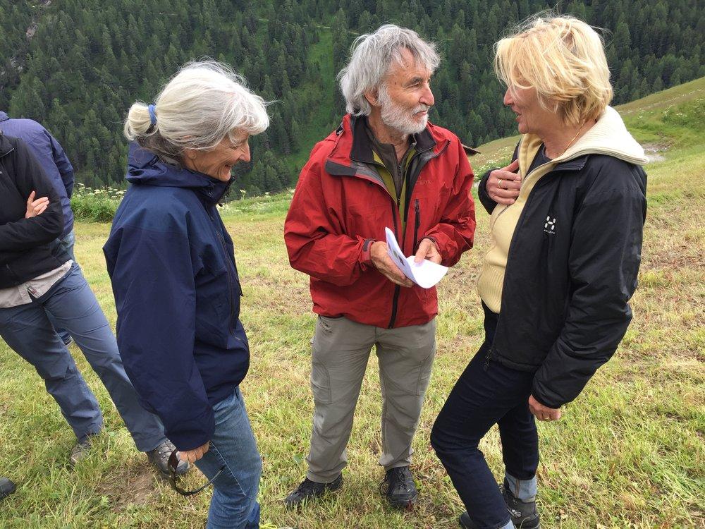 Fotos: Johanna Dahm, Marianne Fischbacher, J. Albert