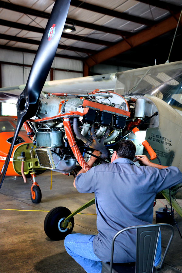 West Gate Aircraft Mechanic