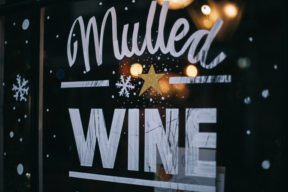 Enjoying mulled everything  - I never used to like it, but now it's become a tradition to take a flask of mulled wine to fireworks on November 5th and get the season started. Everyone who's into Christmas knows it all starts November 6th.