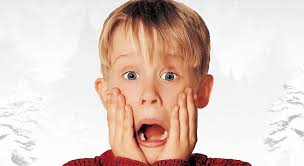 4. Home Alone - Well it's a classic isn't it? The music from Home Alone definitely gets me into the festive mood and sparks up the nostalgia. Kevin is a cheeky, mischievious 8 year old who protects his house from burglars when he is accidentaly left at home alone during the Christmas Holidays.