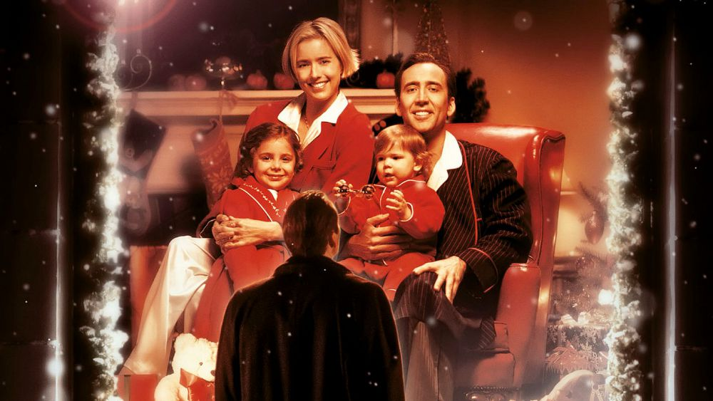 2. The Family Man - This used to be my favourite Christmas movie, and probably in my top ten favourite movies in general. A high powered investment banker is given the opportunity to see what his life would have been like had he married his college girlfriend and learn how the other half live. He wakes up to find his penthouse swapped for a wife and two kids.