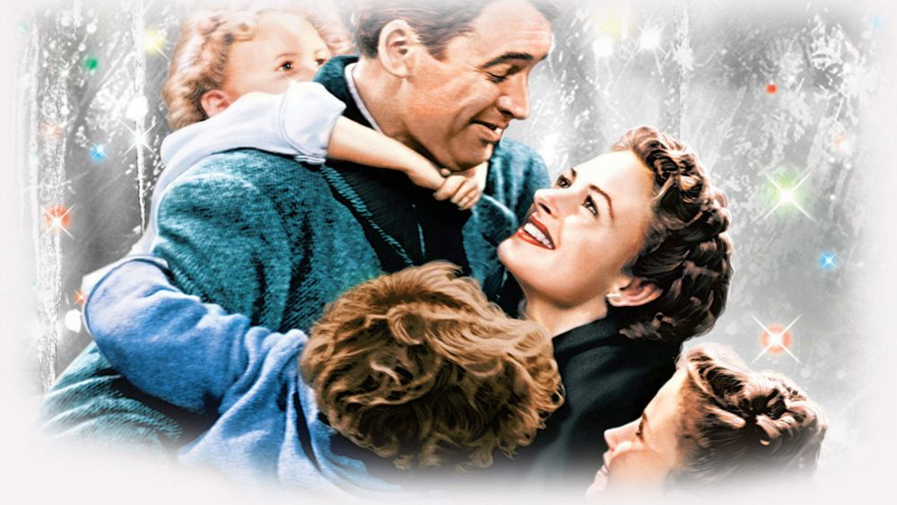 1. It's A Wonderful Life - This took the top spot the day I watched it. It took me far too many years to watch it and I knew so many quotes from this film before I'd even seen it. It is a story that truly captures what is important in life and how we reflect on all these things at Christmas.An angel is sent to show a downtrodden business man what his life would be like if he didn't exist.