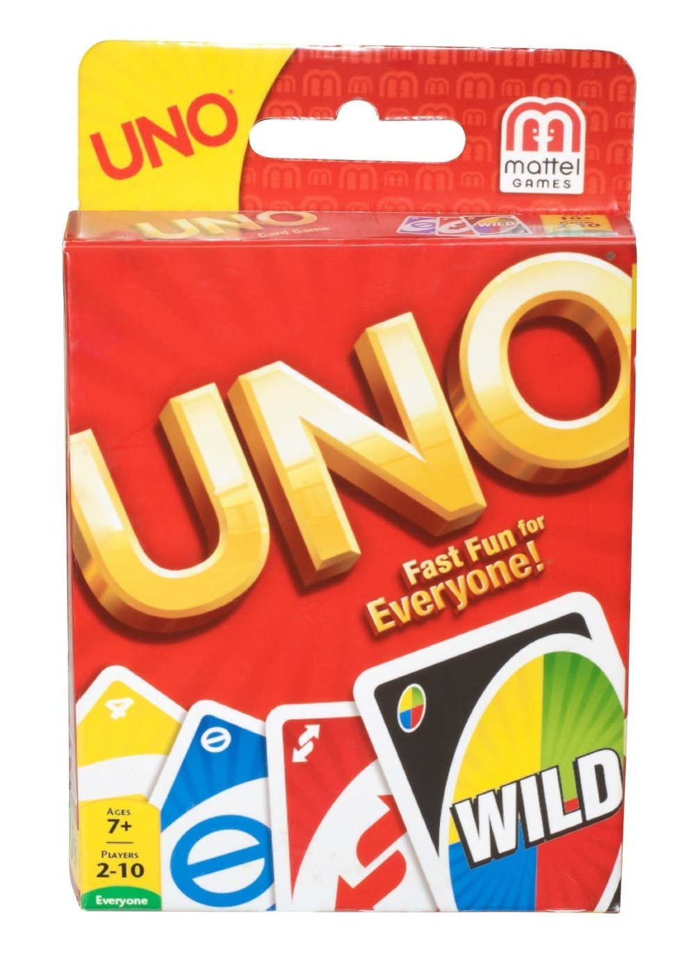 Uno - Another classic but a lot cheaper, it allows up to 10 players to so that's Christmas sorted with all the family. £7.65 on Amazon.
