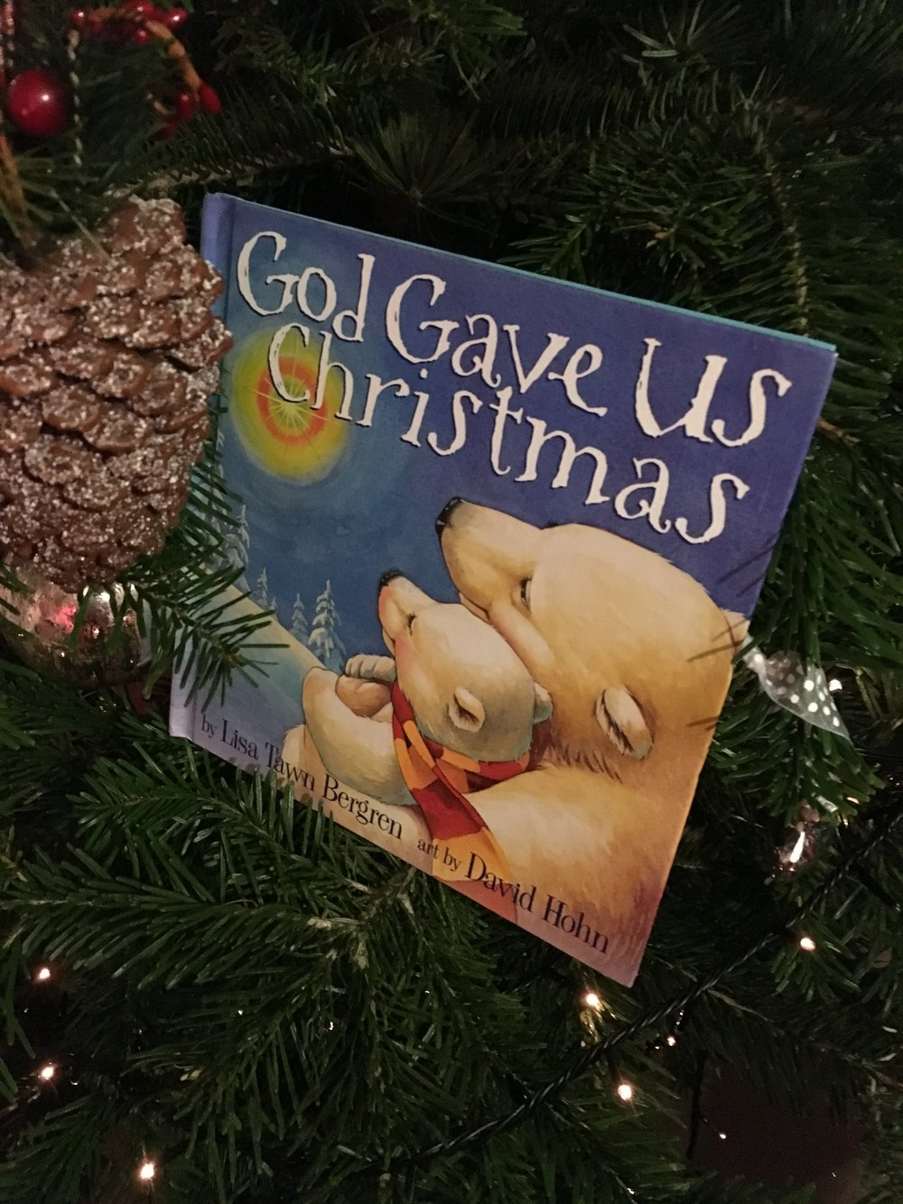 god gave us christmas by lisa tawn bergen this is a lovely story that