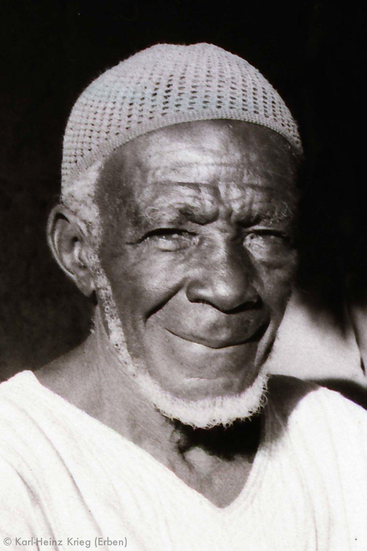 Tinnin Fané - Numu blacksmith and sculptor, c. 1910–1993Fakola, Mali