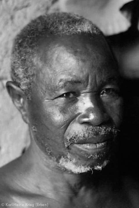 Sécondjéwin Dagnogo - Fono blacksmith and sculptor, 1935–2011Poundiou and Ziédougou, Côte d'Ivoire