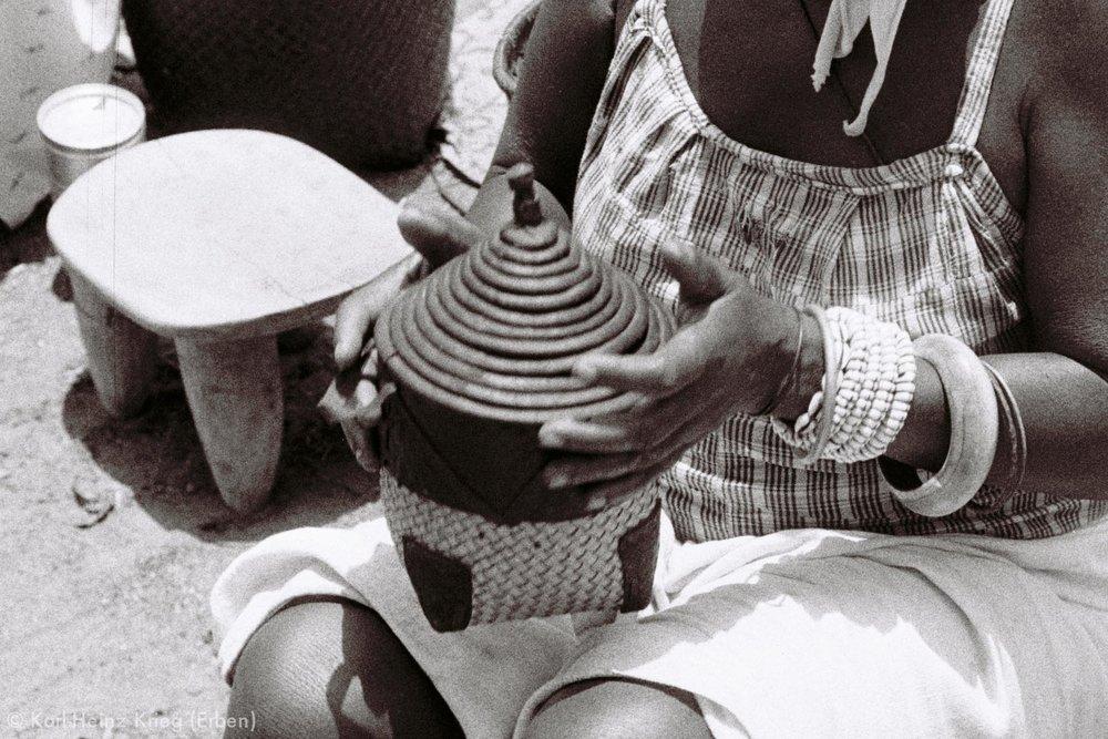 Markt in Burkina Faso und Côte d'Ivoire