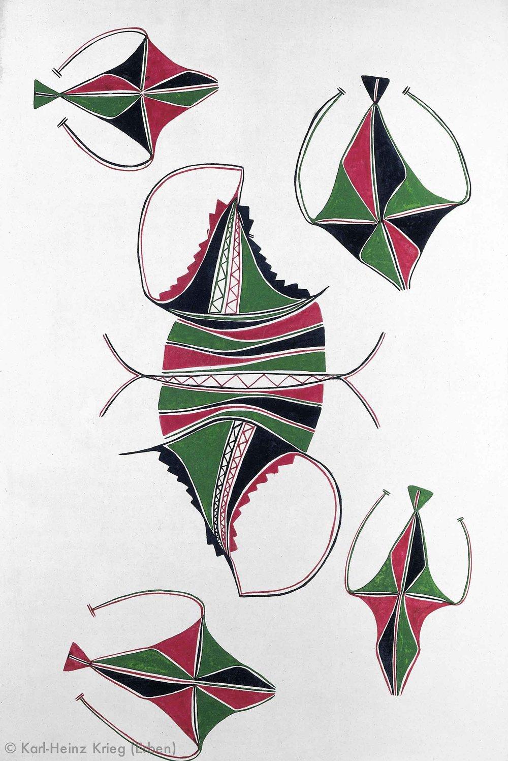 Kolouma Sovogi Bhékpézezogi, 1996