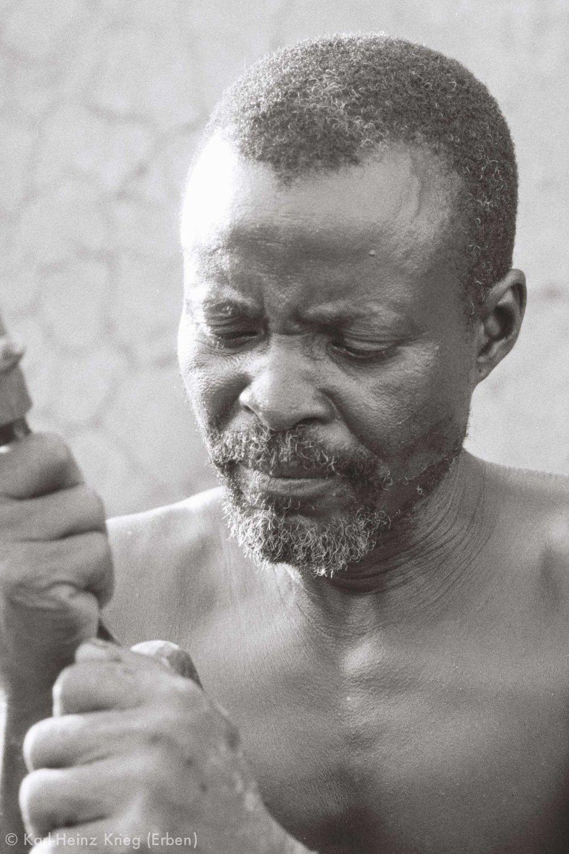 Karna Ouattara - Kule carver, c. 1928–1992Nafoun, Côte d'Ivoire