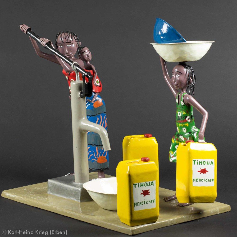 Skulptur von Didier Ahadji 700 €