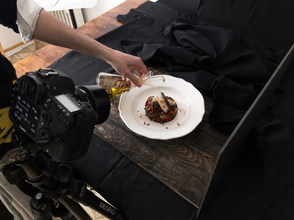shooting food gastronomy barcelona estudio comunicacion diseño photography