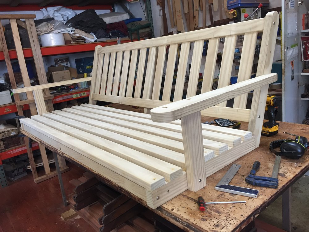Swing Daybed