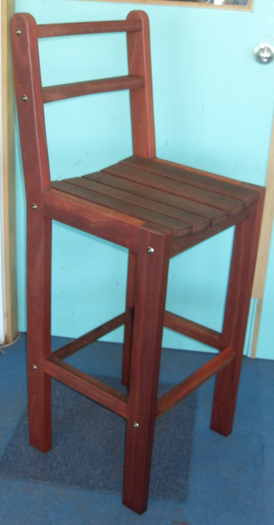 b43 Stool -Outdoor Jarrah NEW Bar stool with back 1.JPG