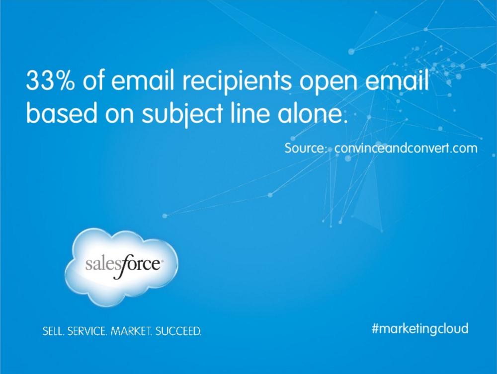 Source:https://www.salesforce.com/blog/2013/07/email-marketing-stats.html