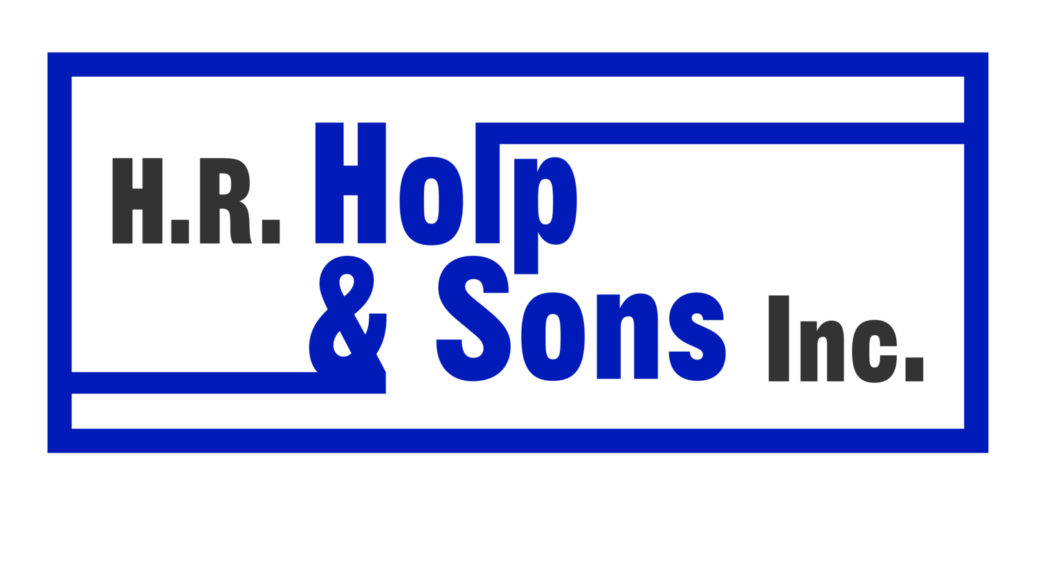 H.R. Holp & Sons