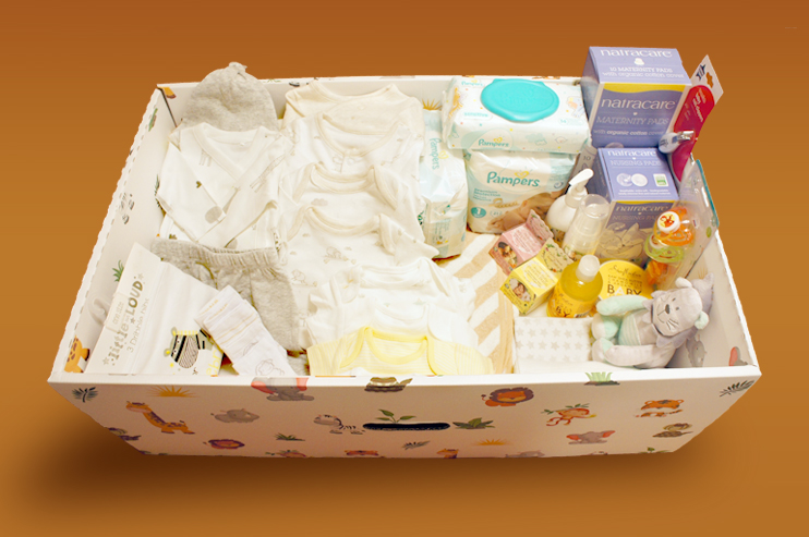 beloved dream baby box