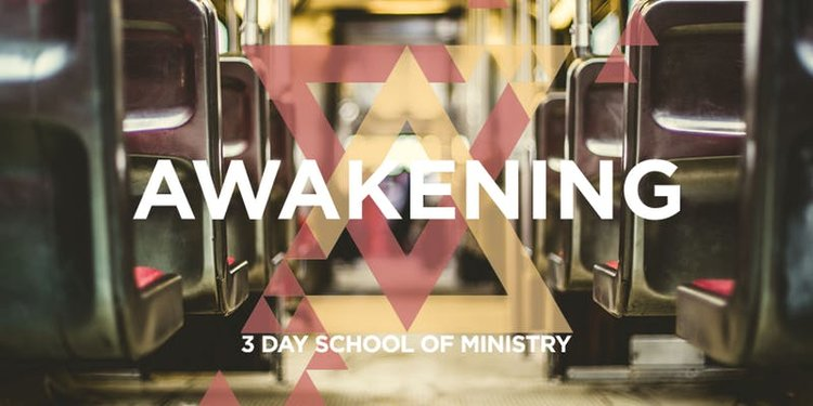 Awakening 3 Day School Of Ministry In Portsmouth Catch The Fire