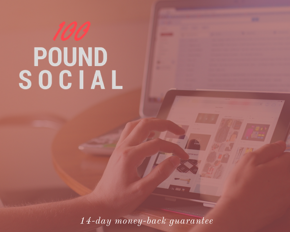 We post expert content to your social media pages every day, 7 days per week, for just £100 /mo  -