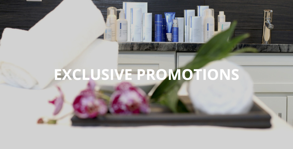 Copy of Exclusive Promotions at La Therapie Spa in Cary