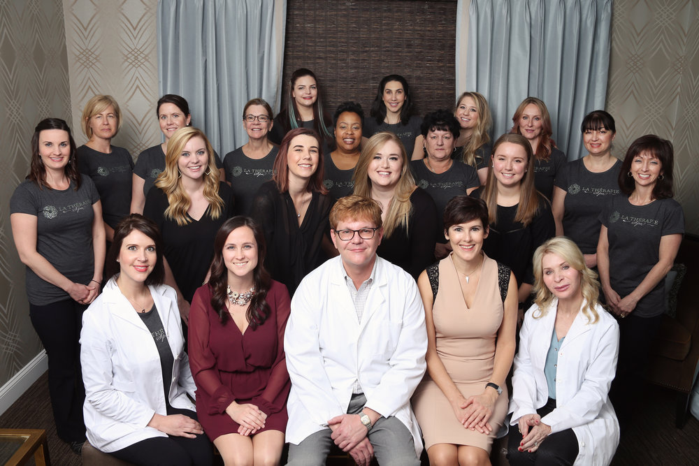 La Therapie Spa Team of Experts in Cary, NC
