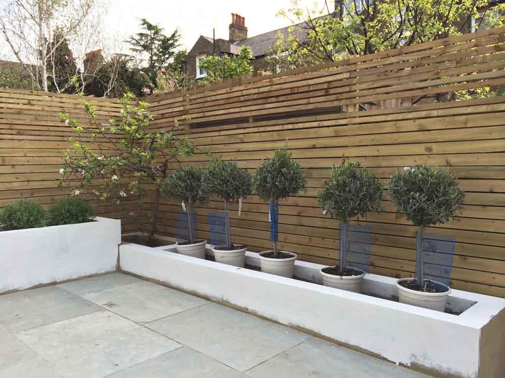 Cat Datta Garden Design - planters