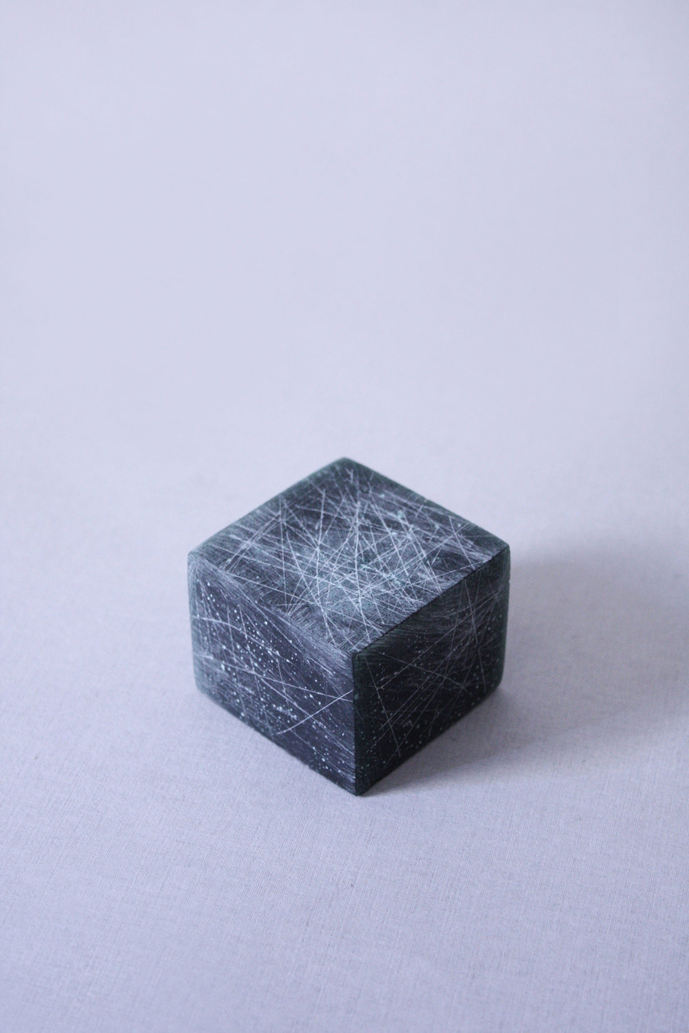 Frosted Ice - Resin block