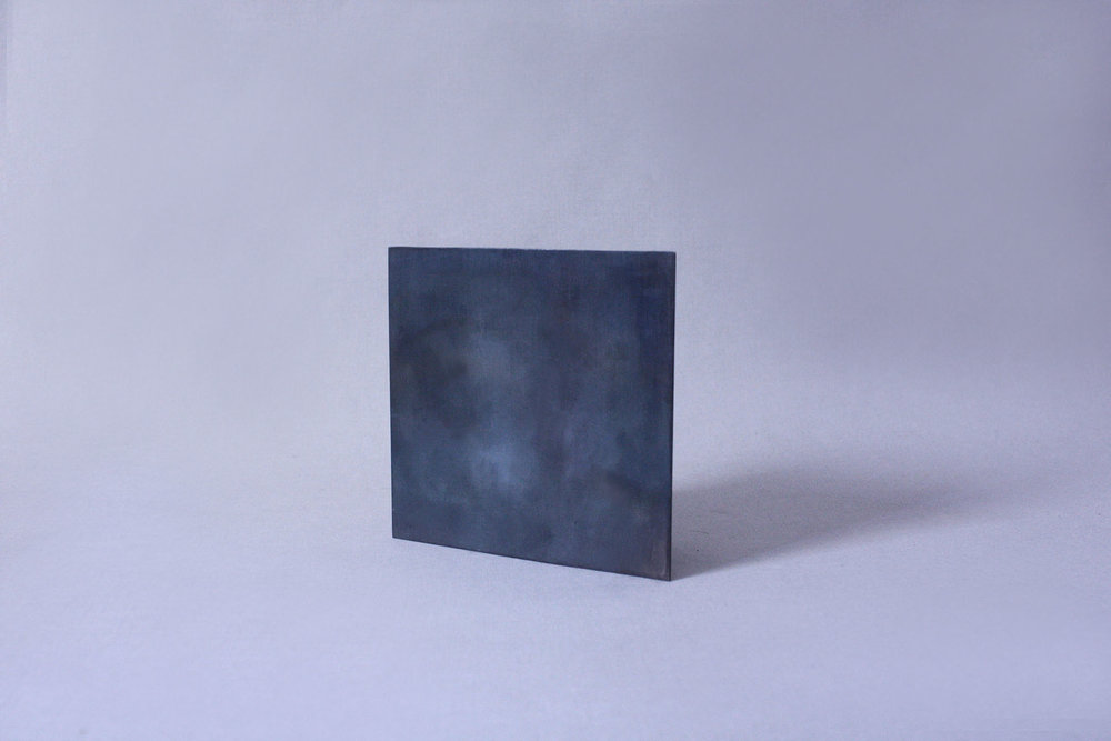 Deep Waters - Oilblued steel