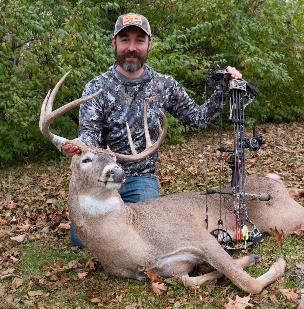 Mike Shea 2017 Iowa Buck.JPG
