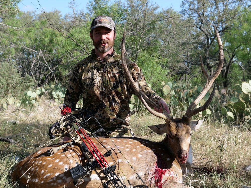 Mike Shea 2018 Texas Axis Buck.JPG