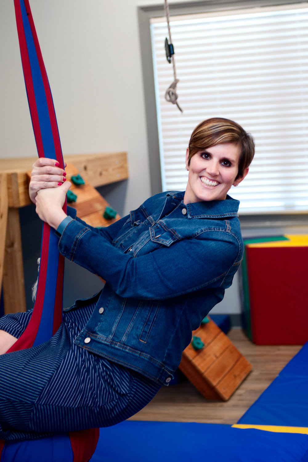 Occupational Therapists In Harmony Pediatric Therapy