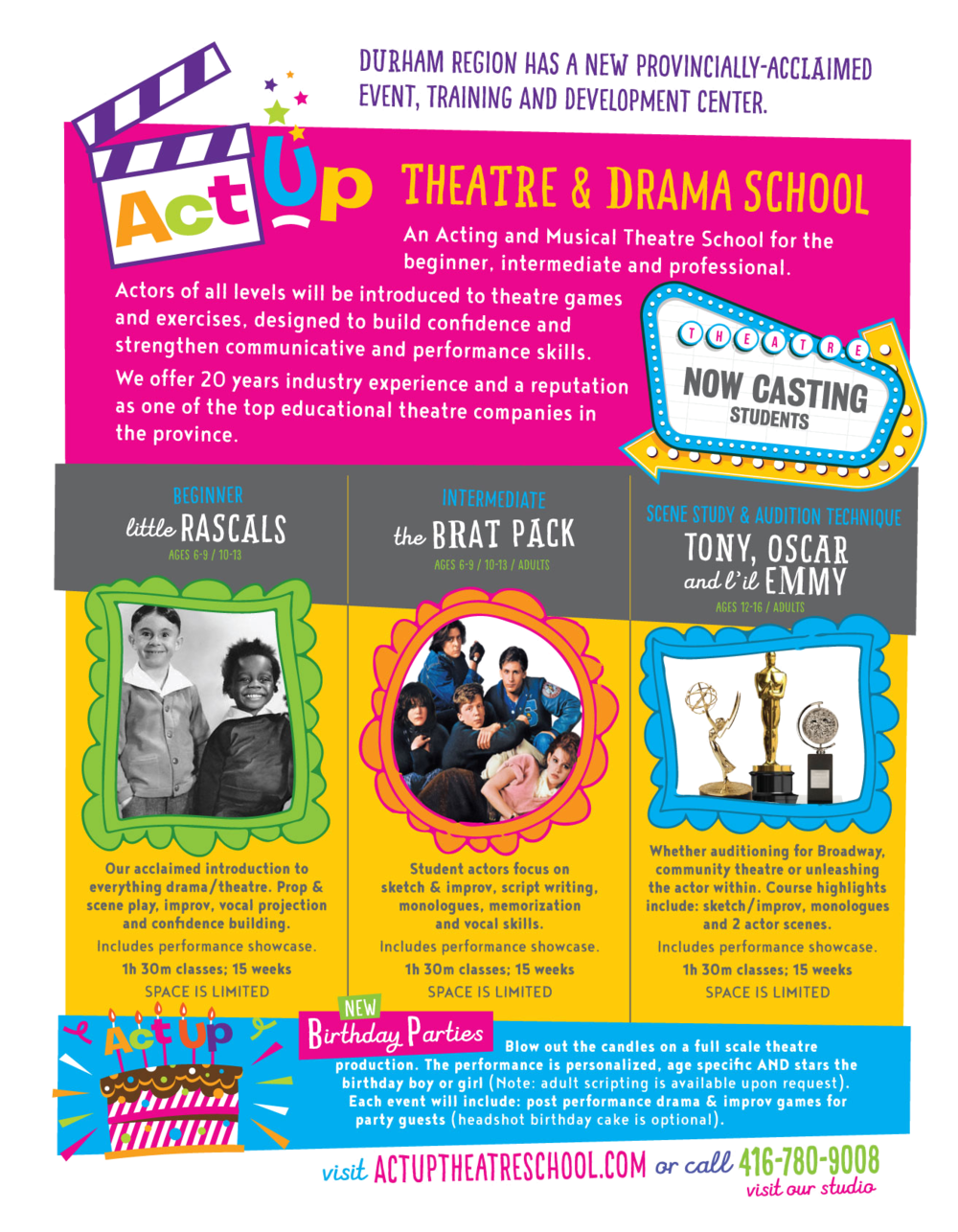 ACTUP_Theatre School