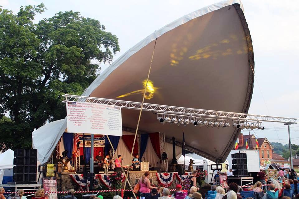 Punxsutawney Groundhog Festival