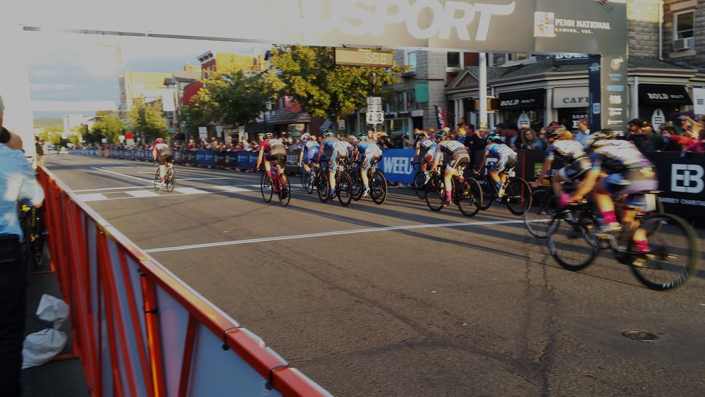 Radsport West Reading Criterium 2017