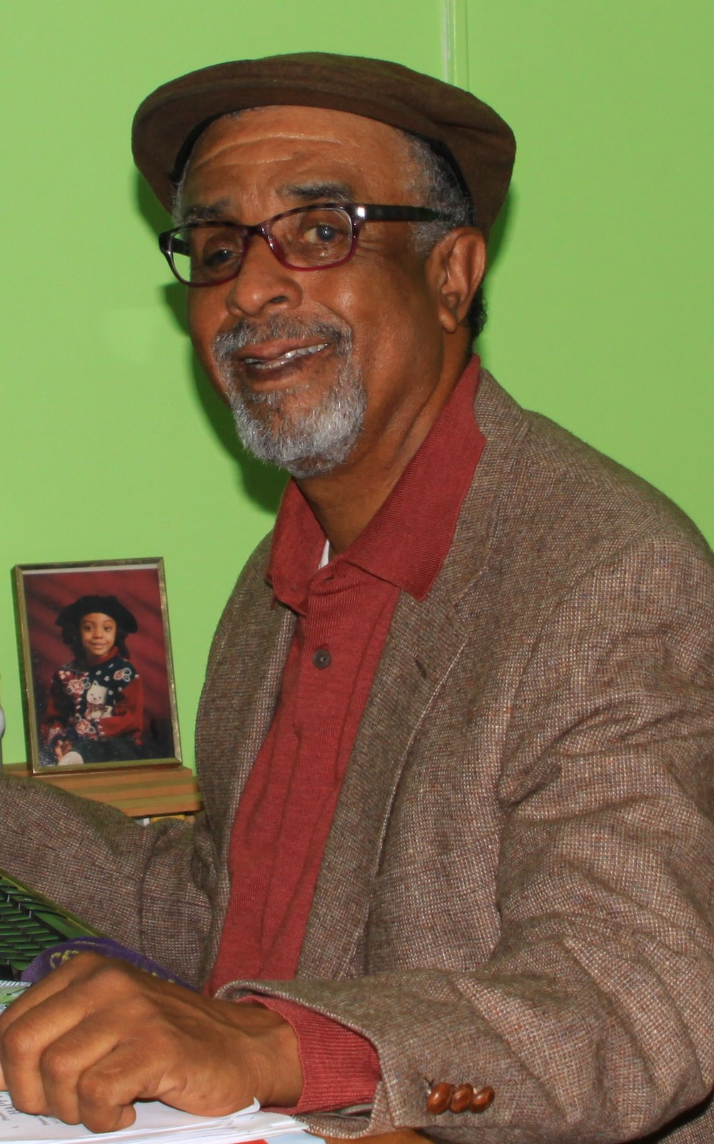 "Terry ""Chip"" Jones  Executive Director  terryjones@wesleyhousestl.org"