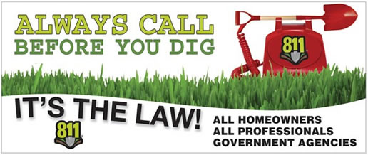 Click the photo to be directed to the Dig Safe web site.