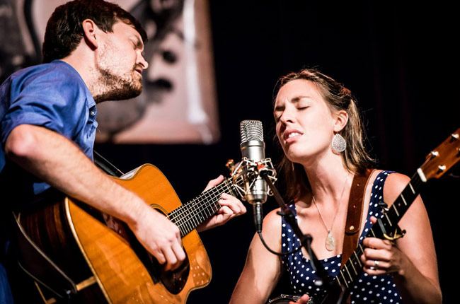 THE HONEY DEWDROPS | Hills of Tennessee Roots Music Series