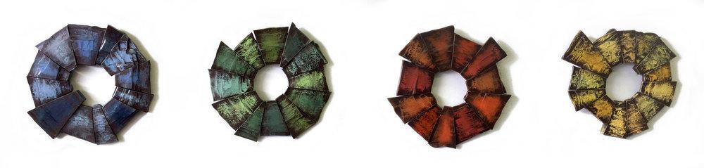 """Portals,  12"""" diameter"""