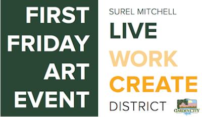 Surel Mitchell Live Work Create District
