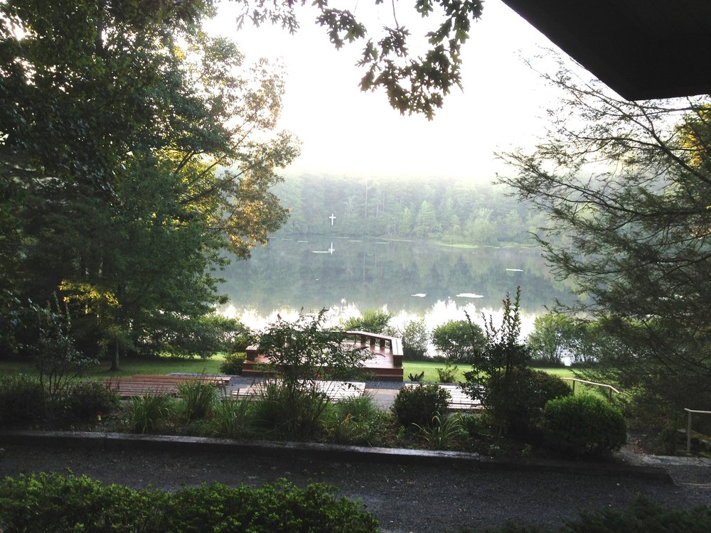 Kanuga Conference Center, a place where many return to experience the contemplative life