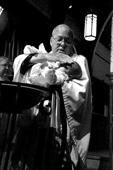sacred baptism