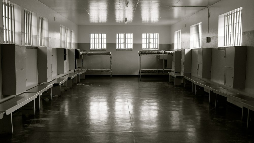 Prison Robben Island South Africa where Mandela lived for 17 of 28 years in prison