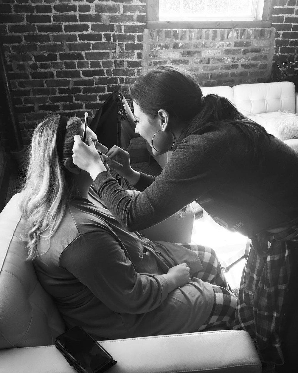 Kirstie Lovelady Makeup Artist