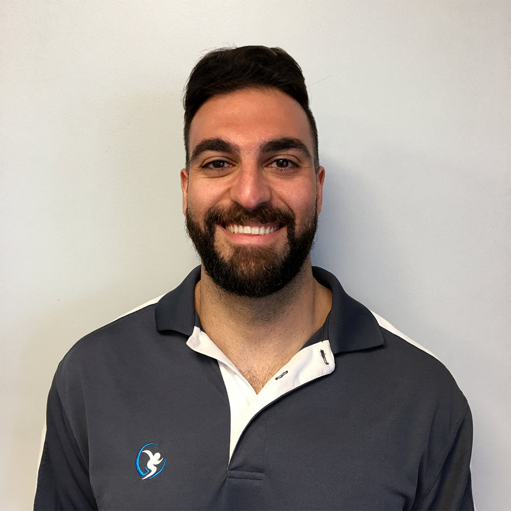 Harry Megerian, PT Aide,   ISSA Personal Trainer