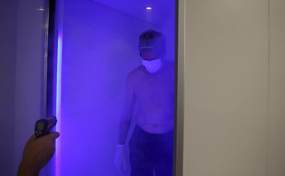 Norspring spa brings whole-body cryotherapy to Southside -